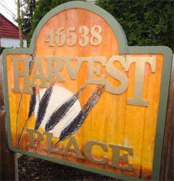 Harvest Place 46538 FIRST V2P 1W9