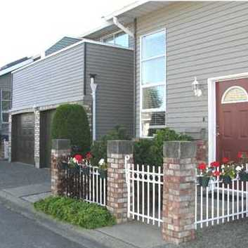 Townhome Exterior!