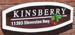 Kinsberry 11393 STEVESTON V7A 1N8