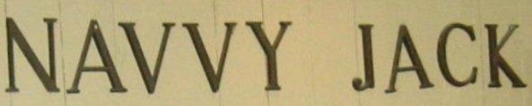 Navy Jack West 2108 ARGYLE V7V 1A4