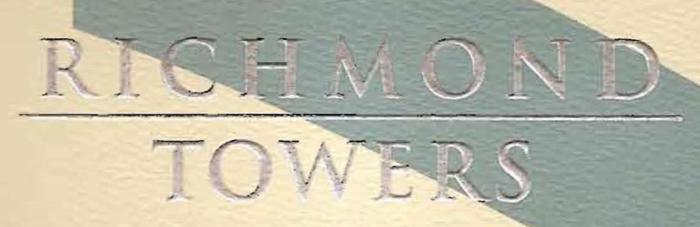 Richmond Towers 8246 LANSDOWNE V6X 1B9