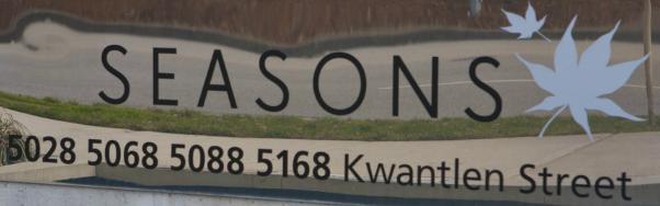Seasons 5068 KWANTLEN V6X 4K4