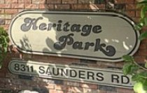 Heritage Park 8311 SAUNDERS V7A 2A6