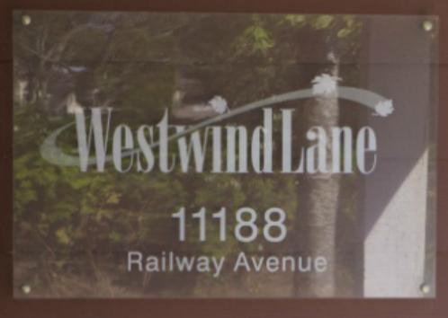Westwind Lane 11188 RAILWAY V7E 2B9