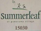 Summerleaf 15030 58TH V3S 9G3