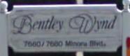 Bentley Wynd 7680 MINORU V6Y 1Z5
