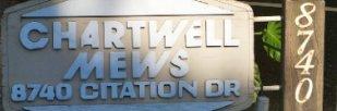 Chartwell Mews 8740 CITATION V6Y 3A3