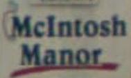 Mcintosh Manor 45598 MCINTOSH V2P 7J3