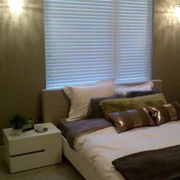 Maya - Bedroom!