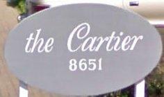 The Cartier 8651 ACKROYD V6X 1B6