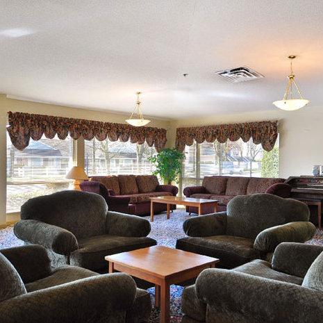 Common Lounge Area!