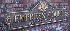 Empress Court 8631 NO 3 V6Y 2E6