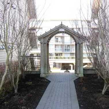 Entrance Arch!