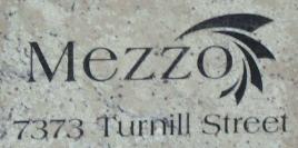 Mezzo 7373 TURNILL V6Y 4L7