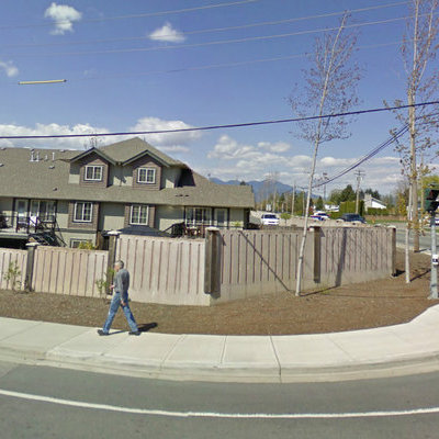 Corner of South Sumas And Vedder Road!
