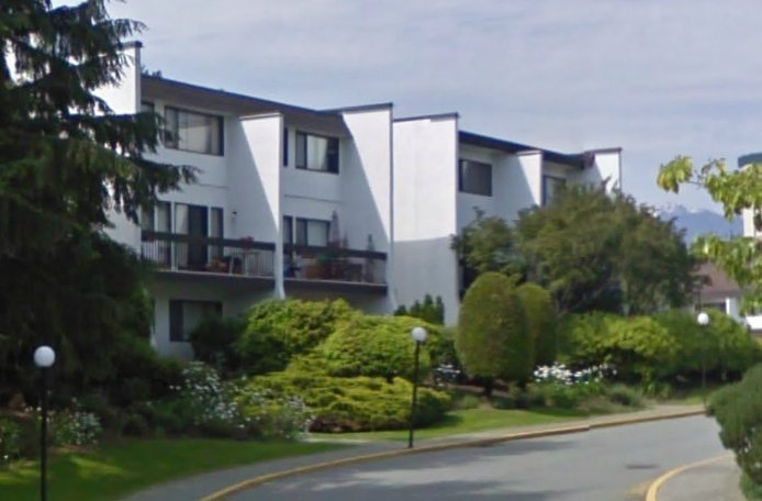 7355 Montecito Burnaby BC Building Exterior!