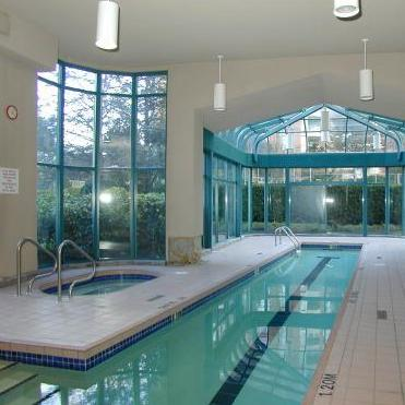 Indoor Pool and Hot Tub!