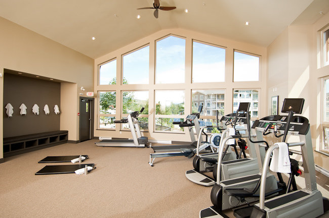 The Timbers Club - GYM!
