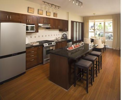 Whitetail Lane - Kitchen!