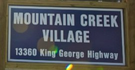Mountain Creek Village 13360 KING GEORGE V3T 0A2