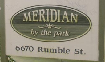 Meridian By The Park 6670 RUMBLE V5E 1A8