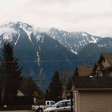 Mountains View!