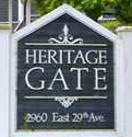 Heritage Gate 2960 29TH V5R 5Z5