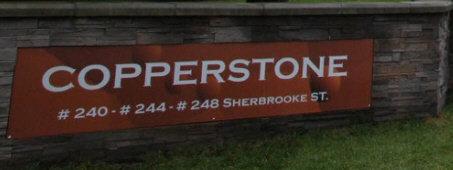 Copperstone 240 SHERBROOKE V3L 3M2