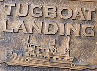 Tugboat Landing 2080 KENT V5P 4X2