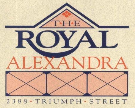 Royal Alexandra 2388 TRIUMPH V5L 1L5