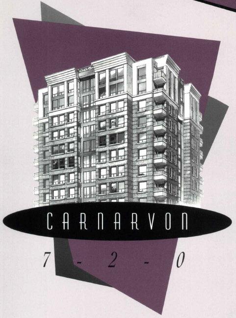 Carnarvon Towers 720 CARNARVON V3M 6V4
