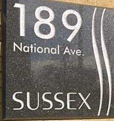 Sussex 189 NATIONAL V6A 4L8