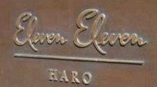 Eleven Eleven Haro 1111 HARO V6E 1E3