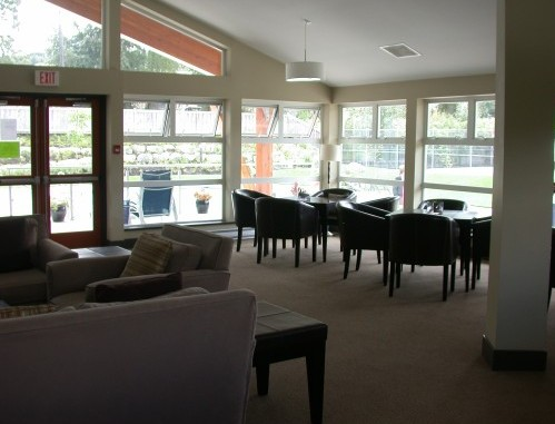 Clubhouse - Lounge Area!
