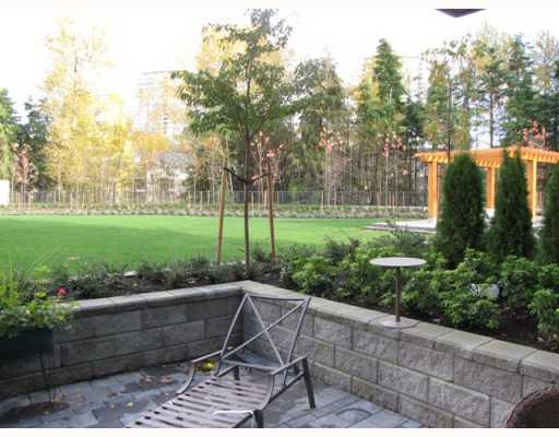 Garden Area!
