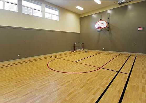 Basketball Court!