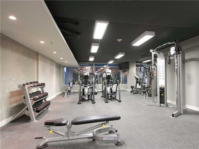 The District - GYM!