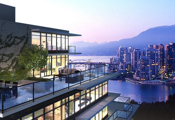 700WEST8TH - Terrace!