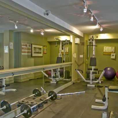 Fitness Centre!
