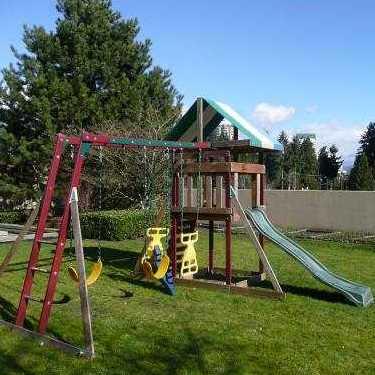 Rooftop Playground!