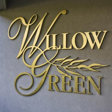 Willow Green!