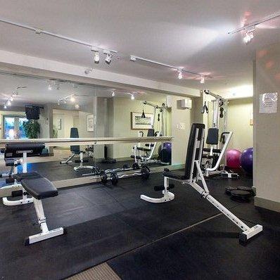 Exercise Center!