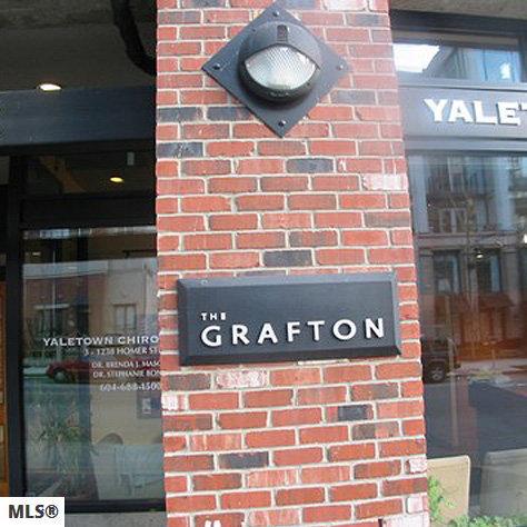 The Grafton!