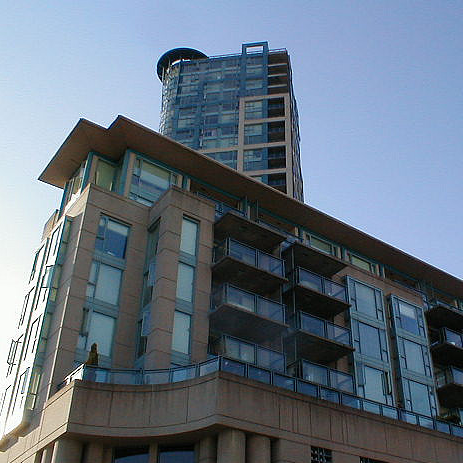 Building Exterior!