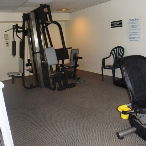 Exercise Area!