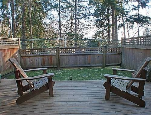 Fenced Patio and Yard!