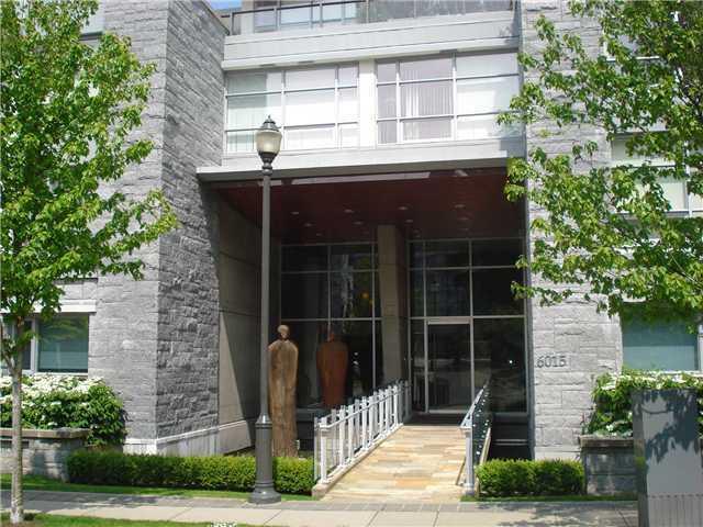 Chancellor House - Entrance!