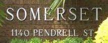 Somerset 1140 PENDRELL V6E 1L4