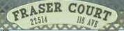 Fraser Court 22514 116TH V2X 0N8