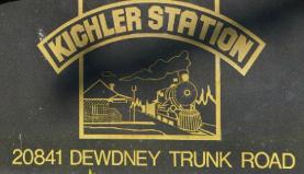 Kichler Station 20841 DEWDNEY TRUNK V2X 3E7
